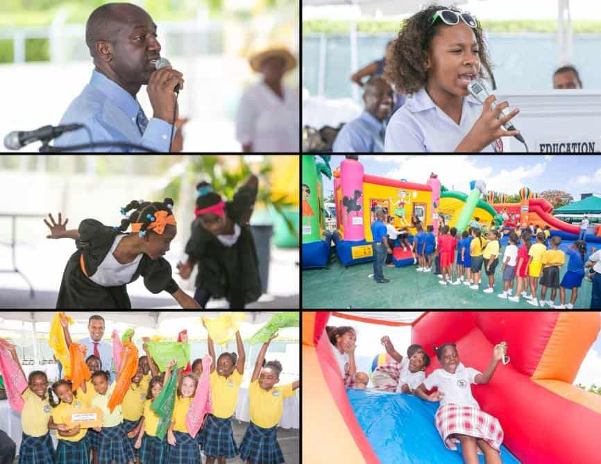 CELEBRATIONS LTD. WAS A PROUD SPONSOR OF FUNDAY 2015 BY WEBSTER'S TOURS