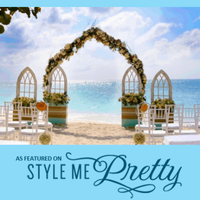 RUSTIC CHIC GRAND CAYMAN WEDDING *AS FEATURED BY STYLE ME PRETTY*