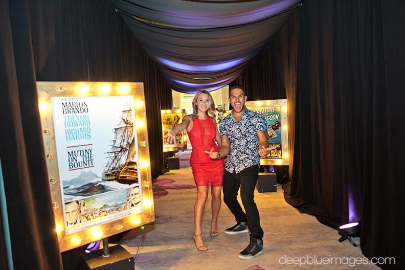 CAYMAN ISLANDS FIRST ANNUAL FILM FESTIVAL CAYFILM, DECOR BY CELEBRATIONS