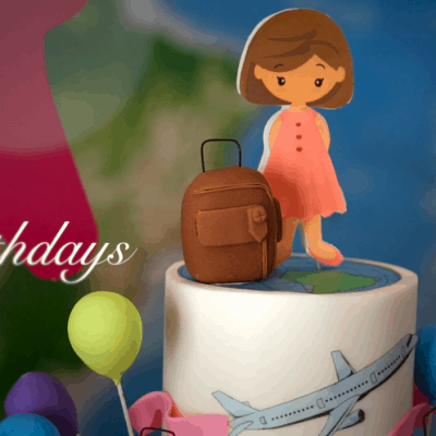 TRAVEL-THEMED KIDS BIRTHDAY PARTY BY CELEBRATIONS, CAYMAN ISLANDS