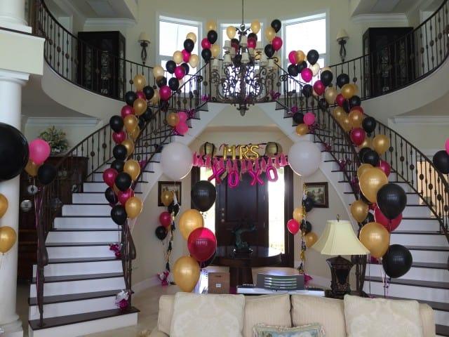 Fun & Flirty Bachelorette Party Entrance