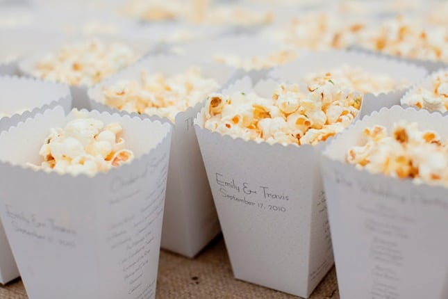 15 NON-TRADITIONAL WEDDING PROGRAMS