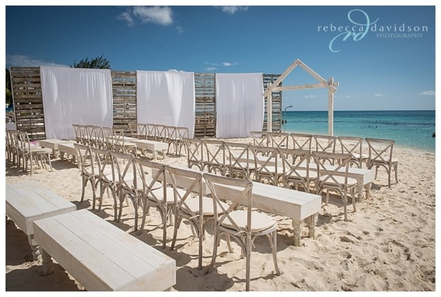 TARYN & SCOTT'S PERFECT RUSTIC CAYMAN WEDDING
