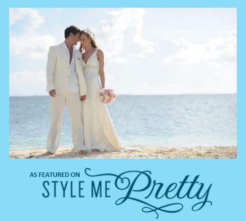 CLASSIC CAYMAN ISLANDS WEDDING IN THE SAND *AS FEATURED BY STYLE ME PRETTY*