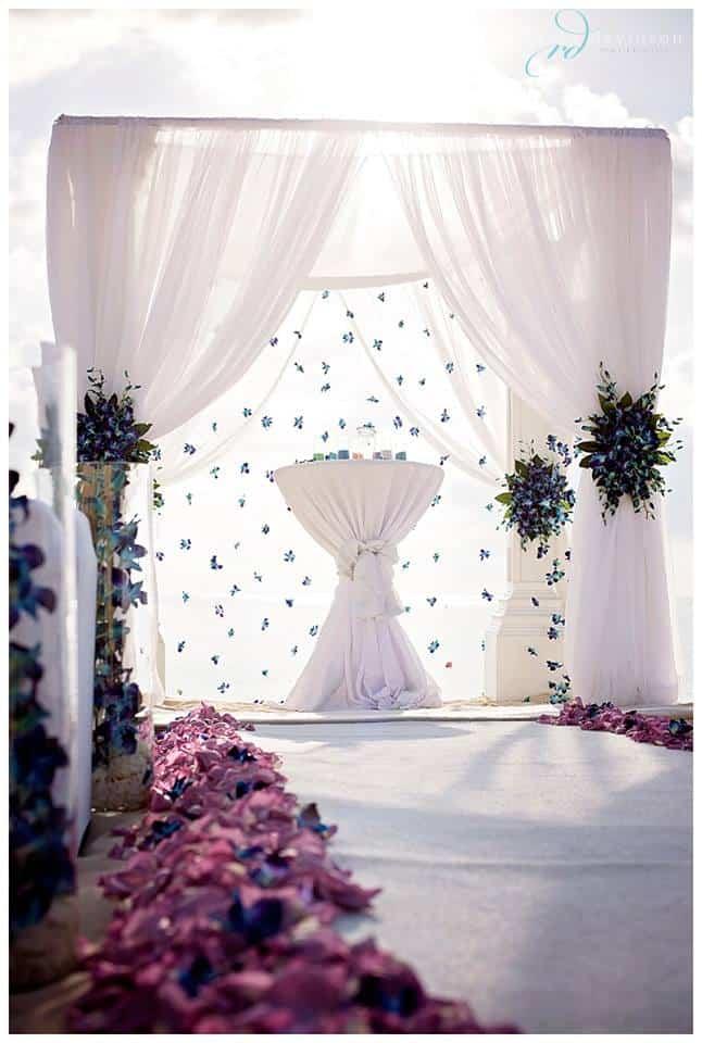 STUNNING WEDDING CHUPPA / CANOPY BY CELEBRATIONS