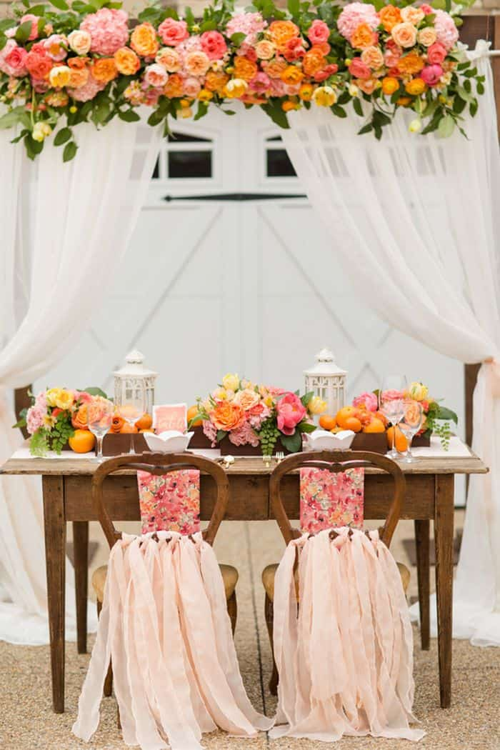 CITRUS TABLE ARRANGEMENTS THAT WILL INSPIRE YOUR SUMMER HOSTING    Celebrations Blog | Celebrations LTD