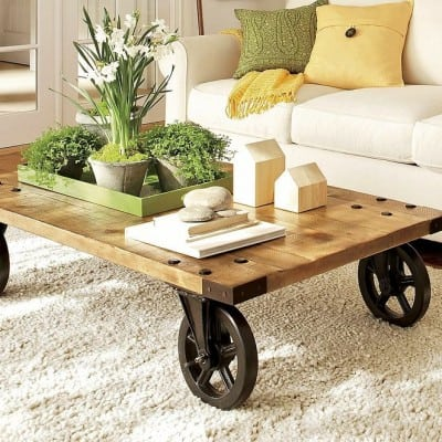 10 COFFEE TABLE DECOR IDEAS – PREPARE TO BE INSPIRED