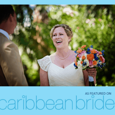 CARIBBEAN WEDDING FEATURE: LISA & JEFF