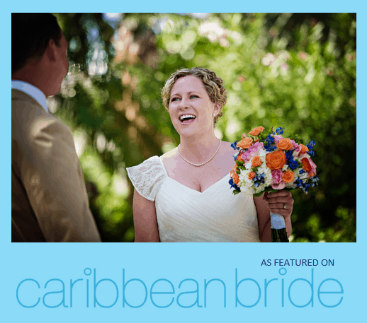 Vibrant Creative Cayman Wedding