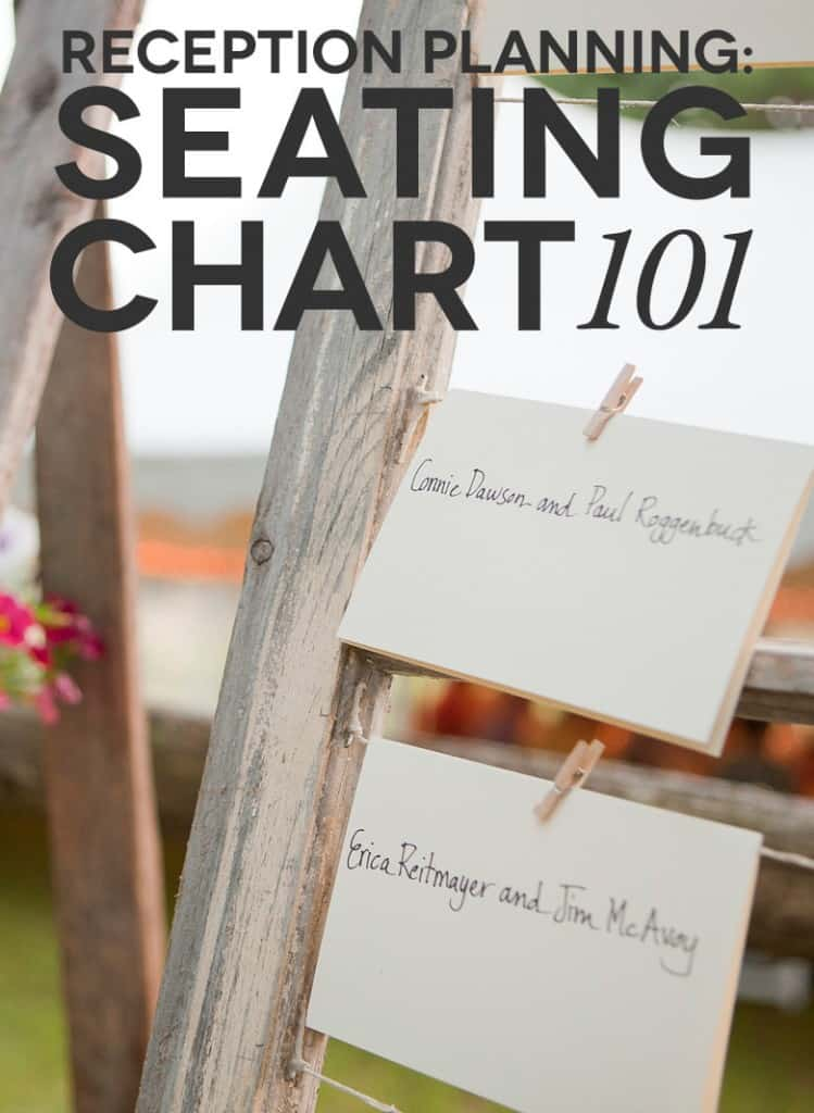 make seating charts
