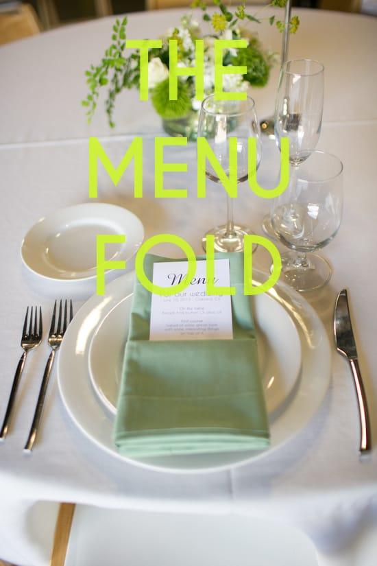 Menu-Fold-Table-Setting