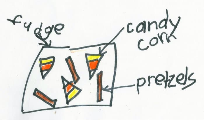 The-game-plan-candy-corn-pretzel-fudge