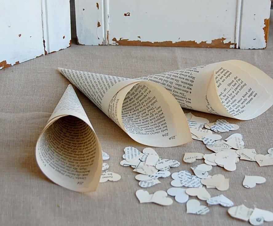 Wedding-Paper-Cones