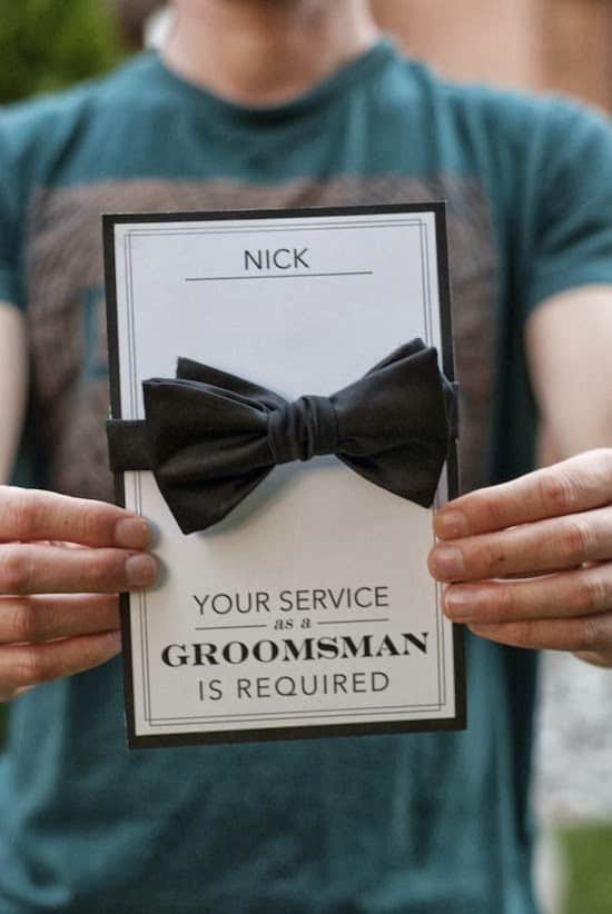 Your+Service+As+a+Groomsman+is+Required_+Bow+Tie