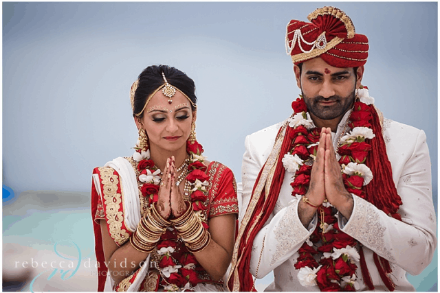 AMEE & MIHIR'S LUXURIOUS INDIAN CARIBBEAN WEDDING