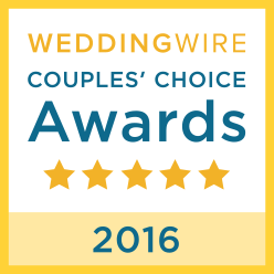CELEBRATIONS LTD. NAMED COUPLES CHOICE BY WEDDING WIRE!
