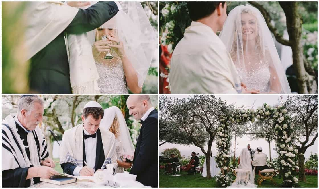 THE ANATOMY OF A TRADITIONAL JEWISH WEDDING