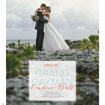 LUXURIOUS CAYMAN ISLANDS WEDDING FEATURED IN DESTINATION I DO MAGAZINE