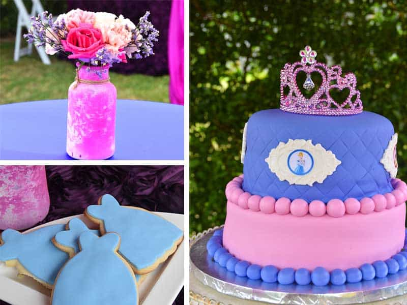 royal party, princess party, cayman party rentals, girls party, cayman parties