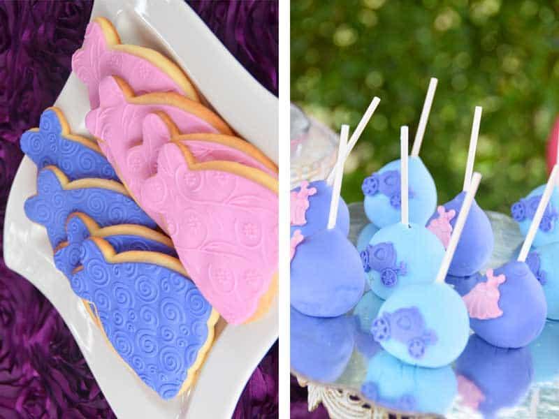 cayman party rentals, princess party, desserts, cayman desserts