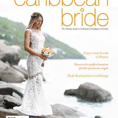 CELEBRATIONS CREATIVE DIRECTOR JOANNE BROWN FEATURED IN CARIBBEAN BRIDE MAGAZINE