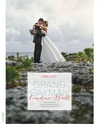 Luxurious Cayman Islands Wedding