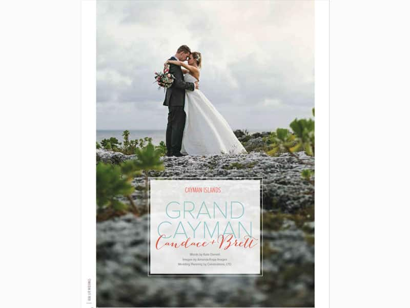 destination wedding cayman