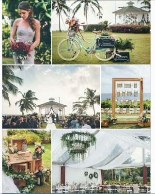 Luxurious Cayman Islands Wedding