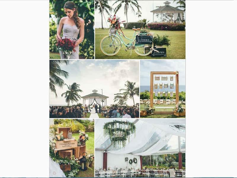 luxury wedding in the cayman islands