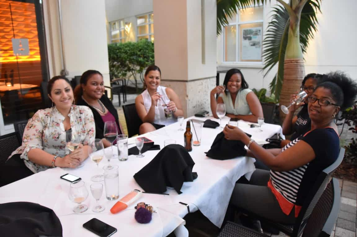 Celebrations international womens day in the cayman islands