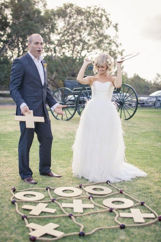 Wedding Games - Bride & Groom