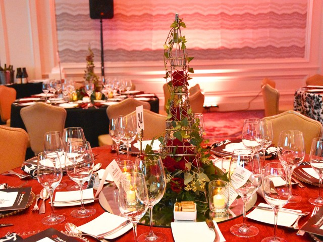Midnight in Paris –  A Parisian-themed Corporate Event