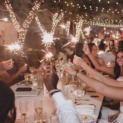 2016 Diner En Blanc / Dinner in White – Cayman Islands