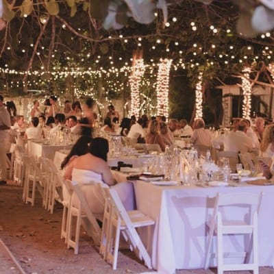 Diner En Blanc / Dinner in White – Cayman Islands