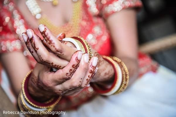 Indian Destination Wedding in the Cayman Islands, Henna & Details