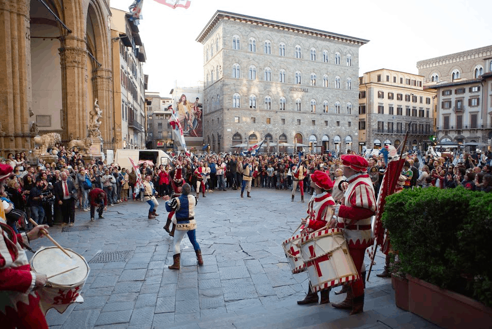 Royal performance for the Destination Wedding Planners Congress in Florence