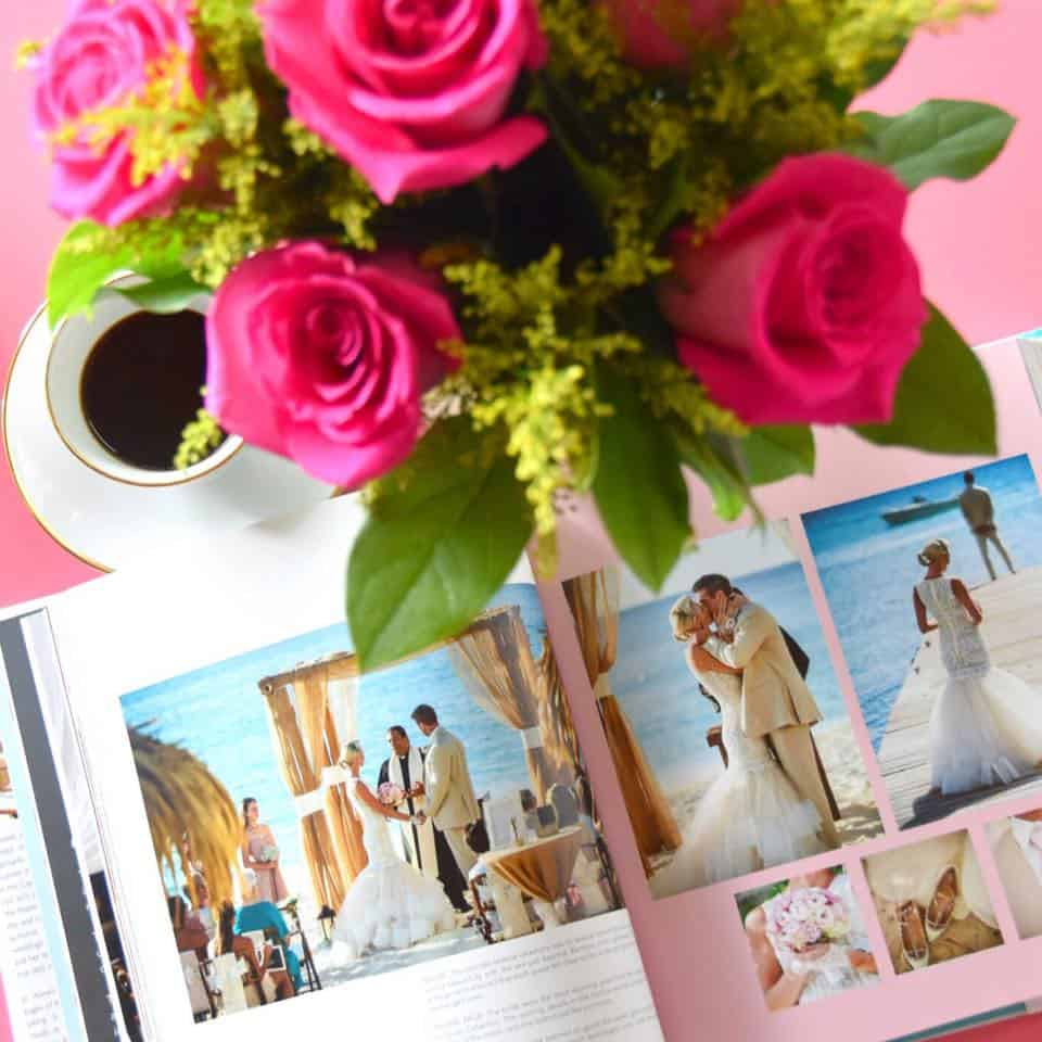 jo anne brown coffee table book caribbean wedding style