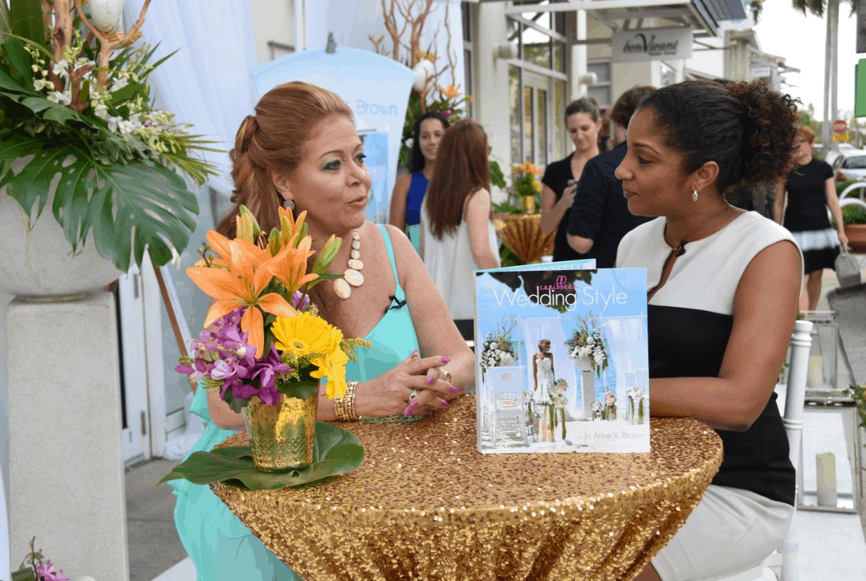Jo Anne Brown Book Caribbean Wedding Style