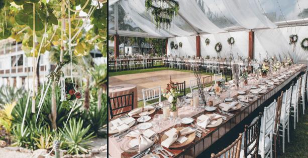Celebrations Real Weddings: Candace & Brett Venue: Pedro St James: Photography: Amanda Kopp *