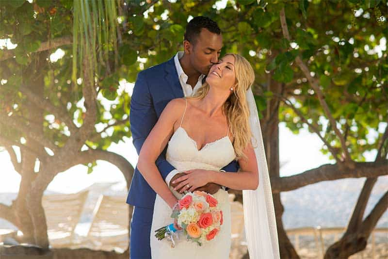 ABIGAIL + KYLE : STARS ALIGNED FOR THIS CAYMAN DESTINATION WEDDING