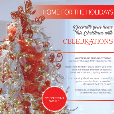 DECORATE YOUR HOME THIS CHRISTMAS WITH CELEBRATIONS IN THE CAYMAN ISLANDS