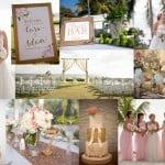 PASTEL BEAUTIFUL BEACH WEDDING - DESTINATION: CAYMAN ISLANDS