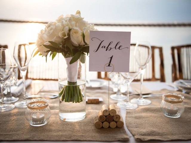 Rustic Vineyard Inspired Wedding