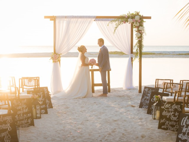 BEACH ELEGANCE – LUXURY WEDDING