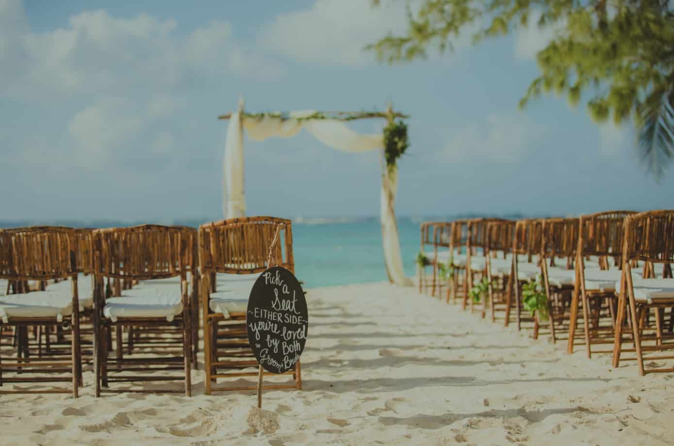wedding-ceremony-arch-celebrations-ltd-cayman-islands-destination-wedding