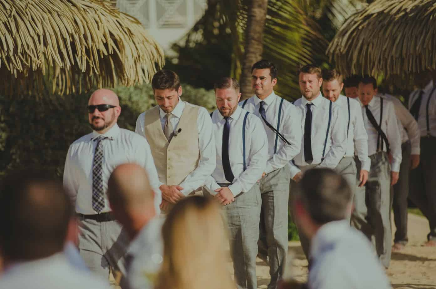 wedding-ceremony-groomsmen-celebrations-ltd-cayman-islands-destination-wedding