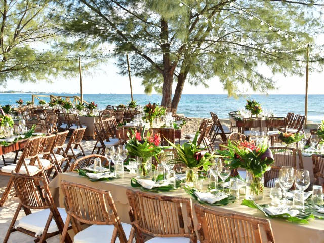 TROPICAL CORPORATE EVENT IN THE CAYMAN ISLANDS