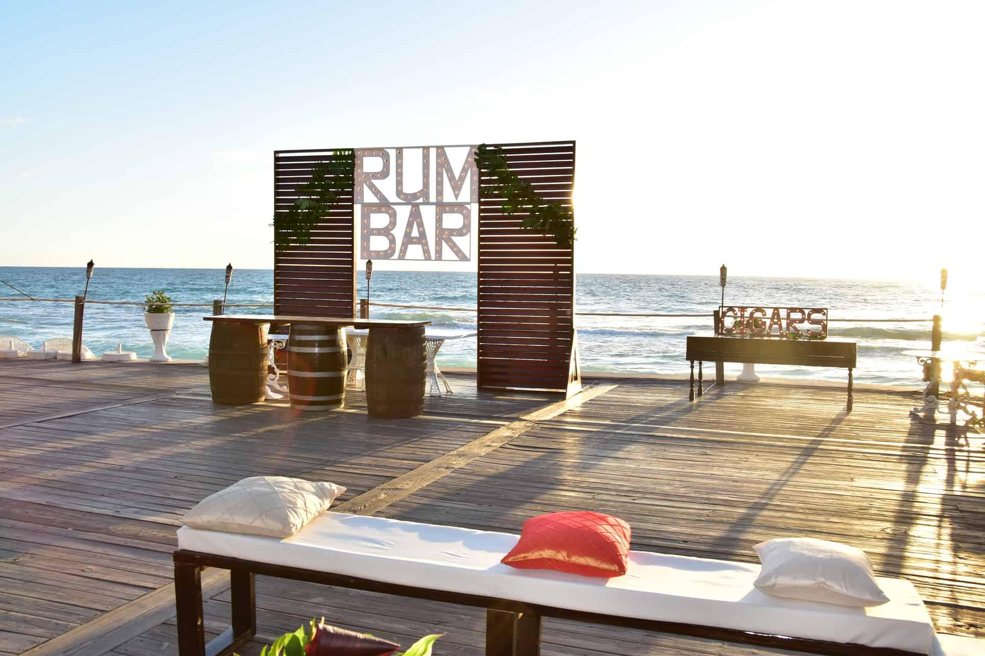 beach rum & cigar bar cayman islands celebrations ltd