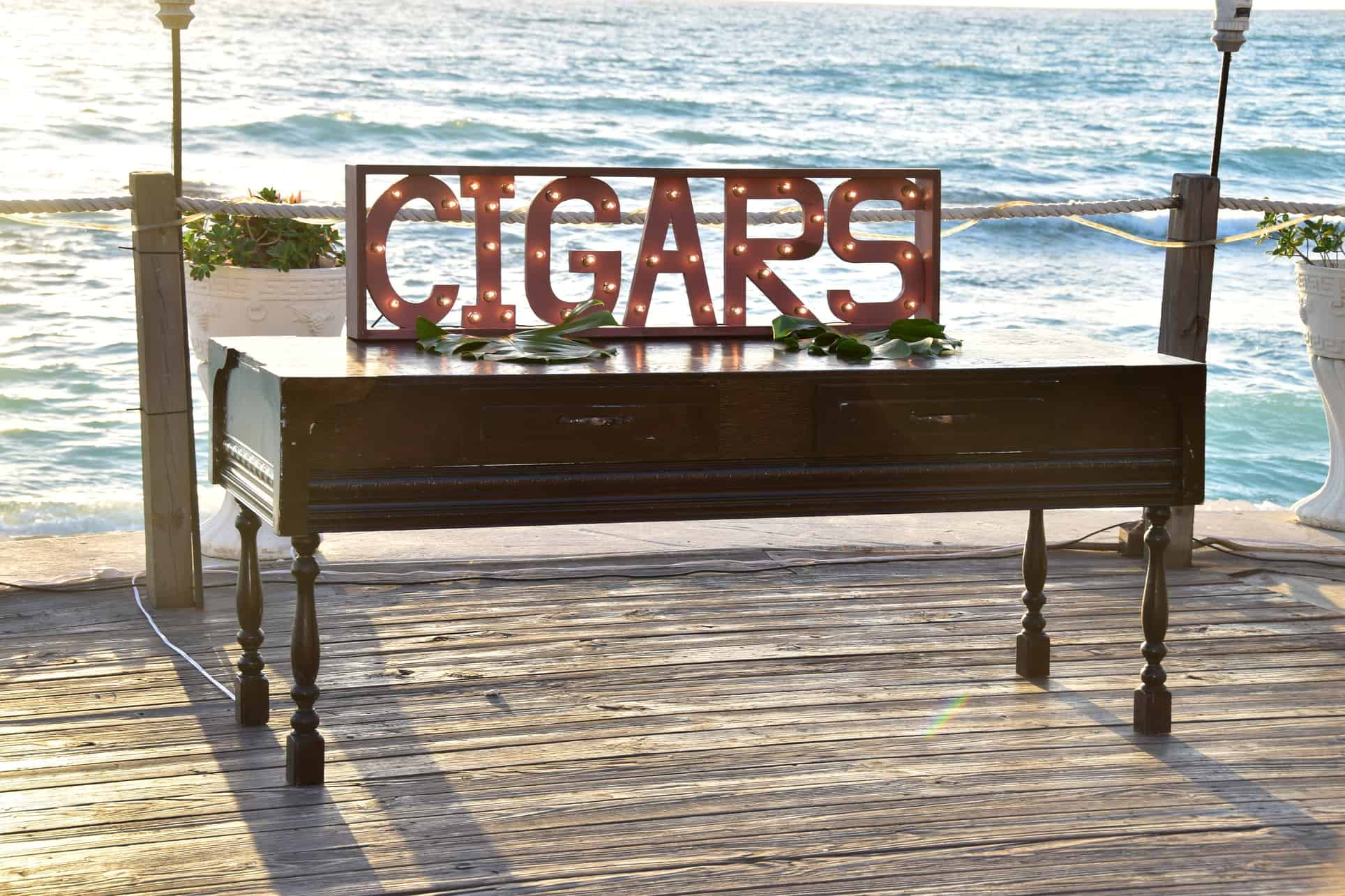 beach cigar bar cayman islands celebrations ltd