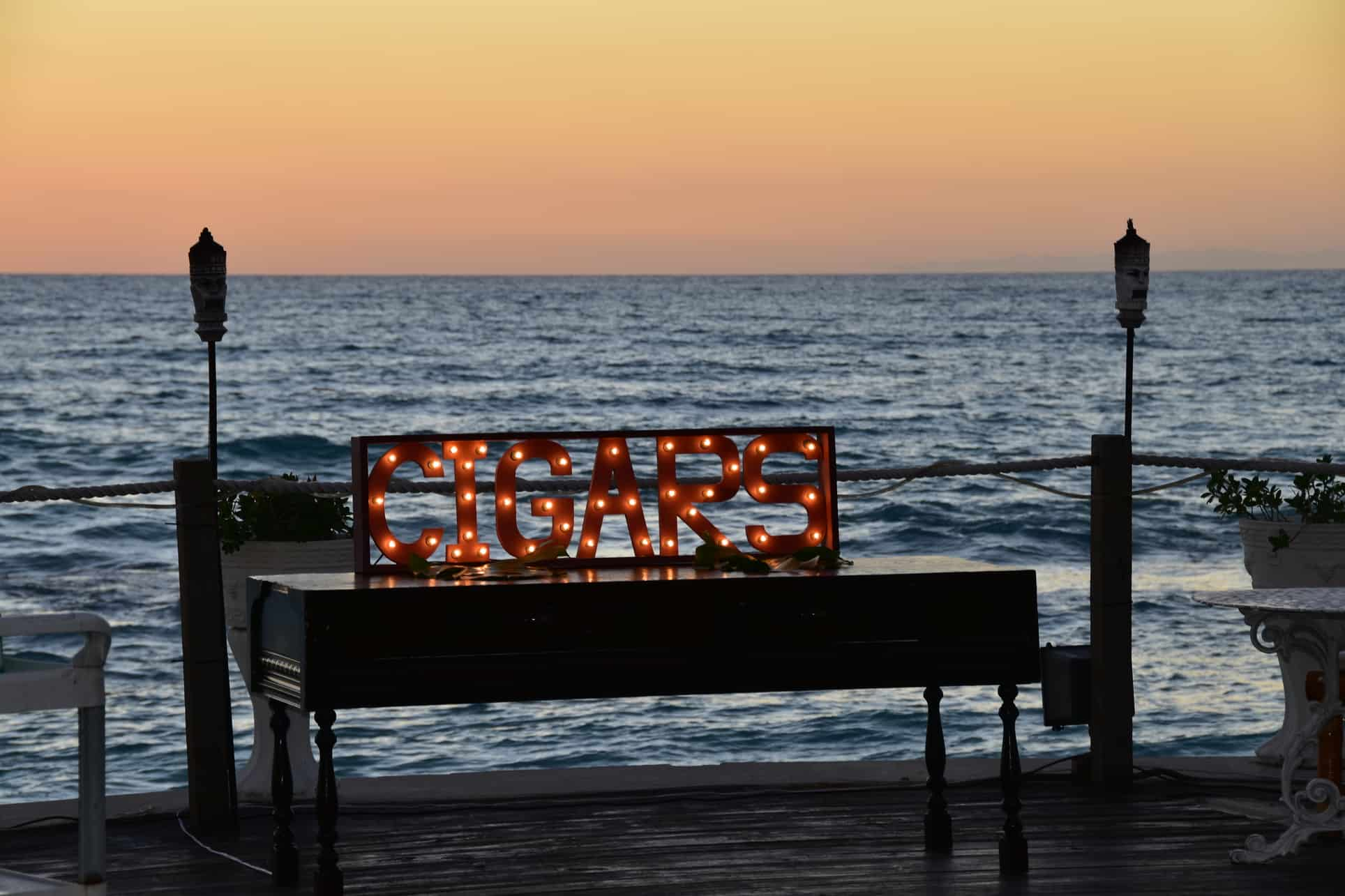 beach cigar bar cayman islands celebrations ltd